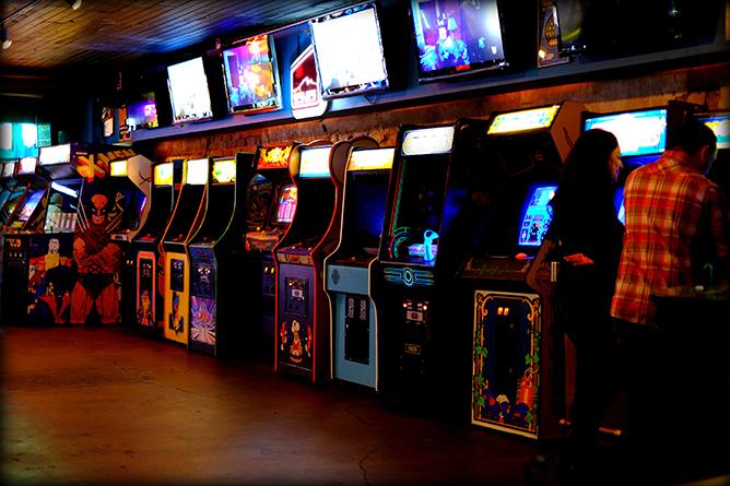 2 up arcade denver